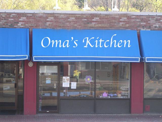 Oma S Kitchen